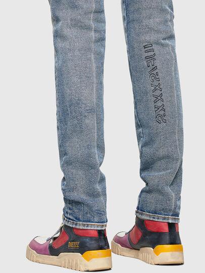 Diesel - D-Kras 009VW, Blu Chiaro - Jeans - Image 6