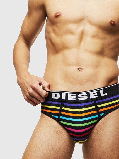 Diesel - UMBR-ANDRETHREEPACK, Multicolor/Nero - Slip - Image 4