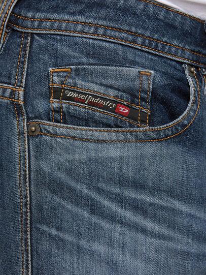 Diesel - Thommer 009DA, Blu Scuro - Jeans - Image 3