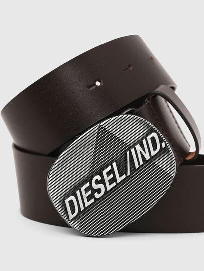 Diesel - B-DIELIND, Marrone - Cinture - Image 2