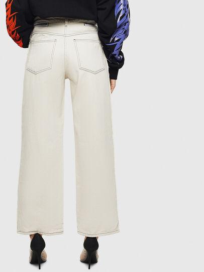Diesel - Widee 009BD, Bianco - Jeans - Image 2