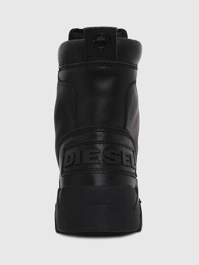 Diesel - H-RUA AM, Nero - Sneakers - Image 4