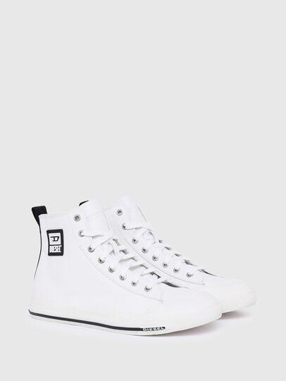 Diesel - S-ASTICO MID CUT, Bianco - Sneakers - Image 2