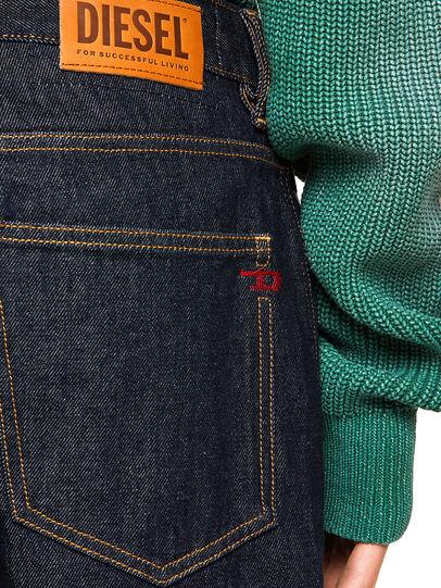Diesel - D-Macs 009HP, Blu Scuro - Jeans - Image 4