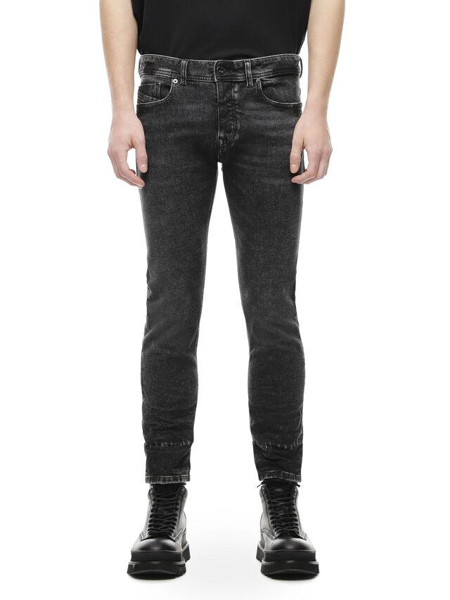 Diesel - TYPE-2814, Nero Jeans - Jeans - Image 1