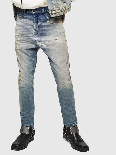 Diesel - D-Vider 084AQ, Blu Chiaro - Jeans - Image 1