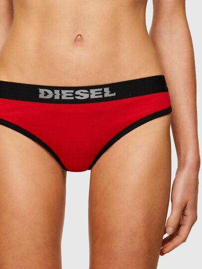 Diesel - UFST-STARS-THREEPACK, Nero/Rosso - Perizomi - Image 4
