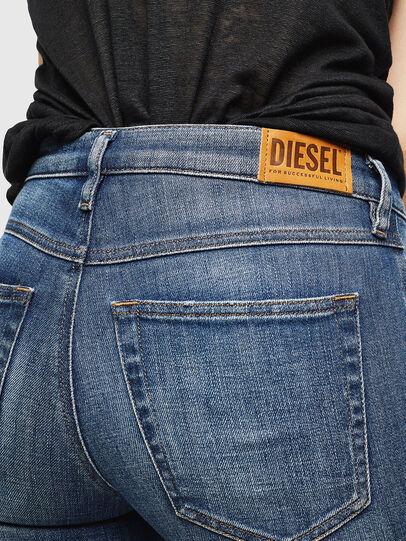Diesel - Babhila 0098Z, Blu medio - Jeans - Image 4