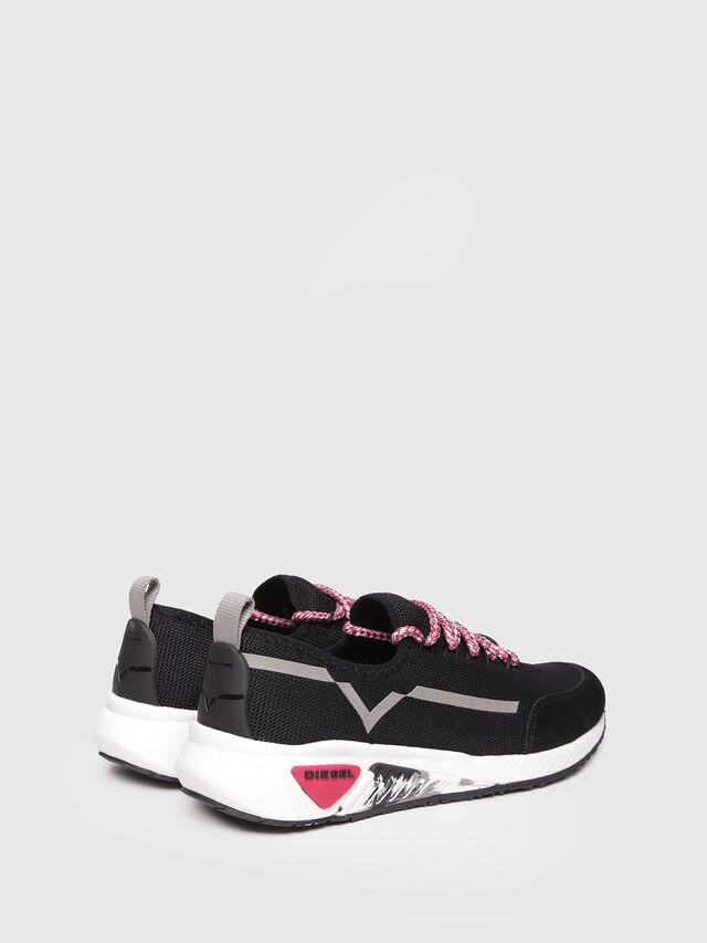Diesel - S-KBY, Nero - Sneakers - Image 3