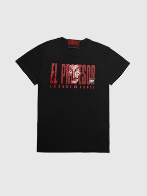 LCP-T-DIEGO-ELPROFES, Nero - T-Shirts