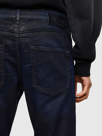 Diesel - D-Strukt JoggJeans® 069RW, Blu Scuro - Jeans - Image 3