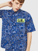 S-FRY-NP, Blu - Camicie