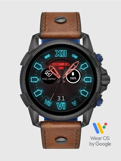 Diesel - DT2009, Marrone - Smartwatches - Image 1