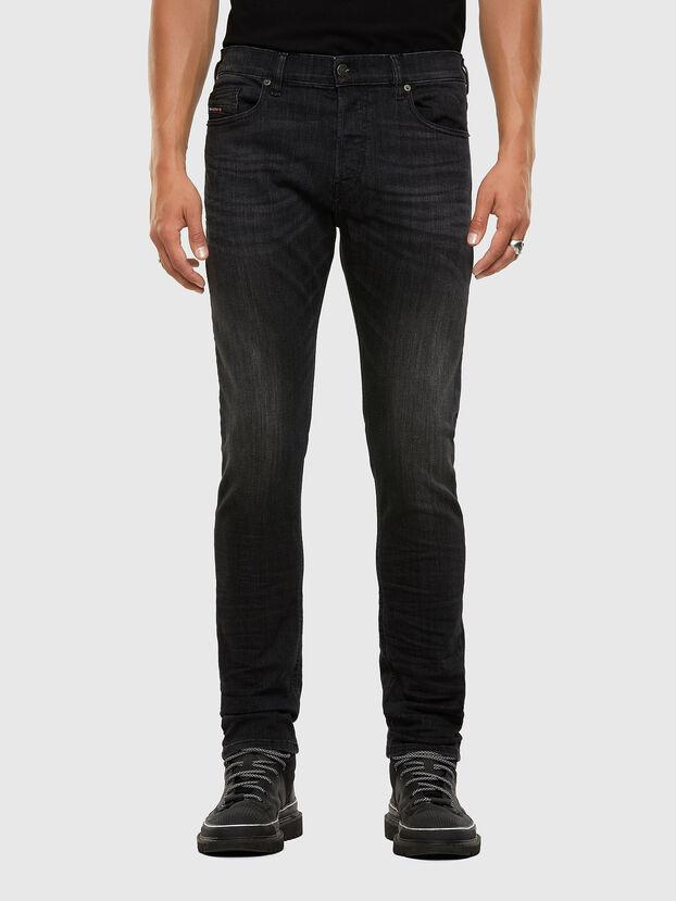 D-Luster 009EN, Nero/Grigio scuro - Jeans