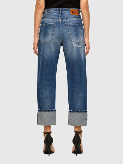 Diesel - D-Reggy 0097B, Blu medio - Jeans - Image 2