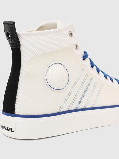 Diesel - S-ASTICO MC H, Bianco/Blu - Sneakers - Image 5