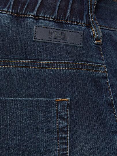 Diesel - Krooley JoggJeans 069NE, Blu Scuro - Jeans - Image 4