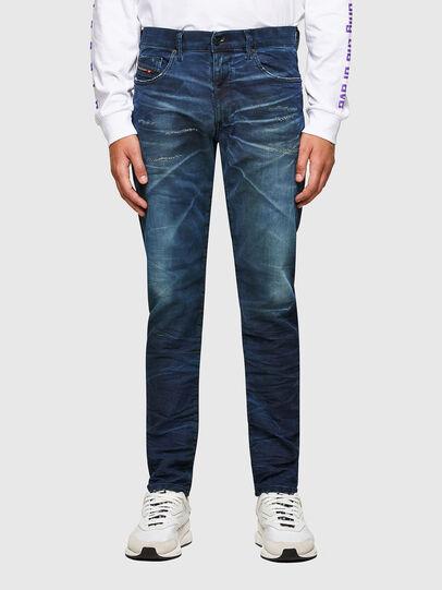 Diesel - D-Strukt JoggJeans® 069SE, Blu medio - Jeans - Image 1