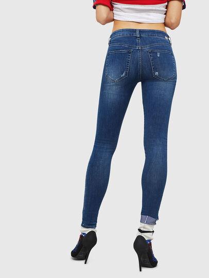 Diesel - Slandy 089AI, Blu medio - Jeans - Image 2