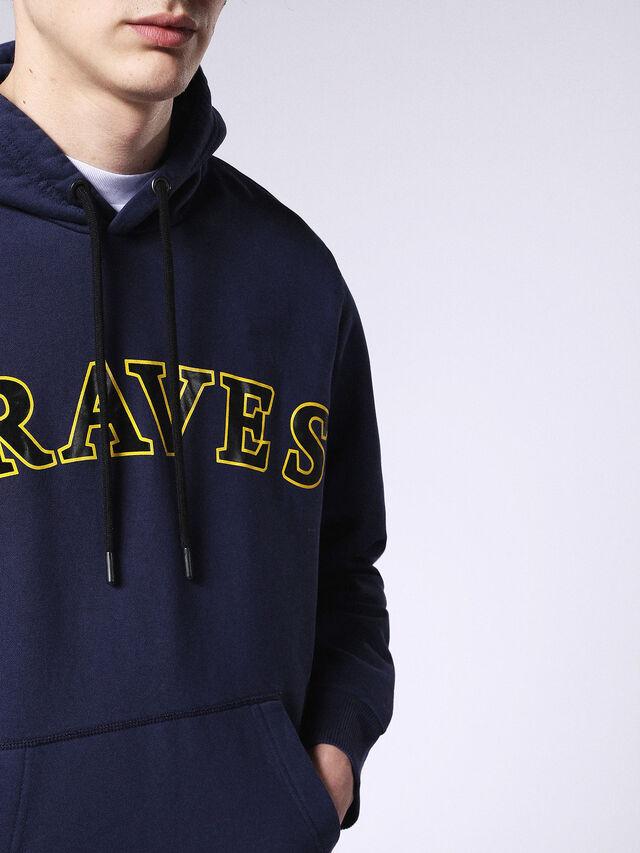 S-BRAVES, Blu