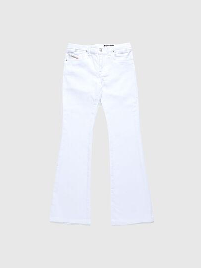 Diesel - LOWLEEH-J JOGGJEANS-N, Bianco - Jeans - Image 1
