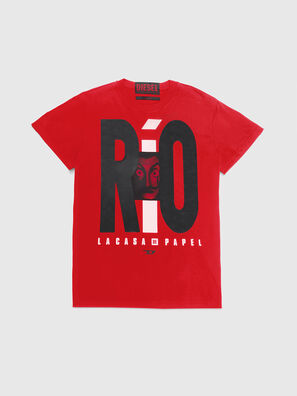 LCP-T-DIEGO-RIO, Rosso - T-Shirts