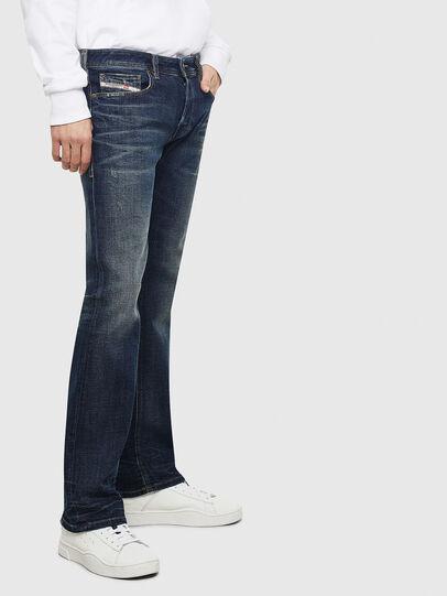Diesel - Zatiny 0096U, Blu Scuro - Jeans - Image 4