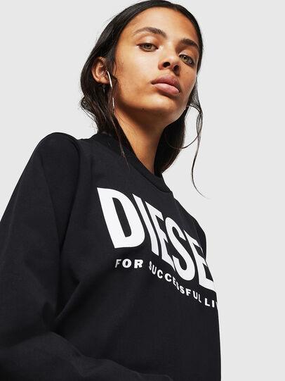 Diesel - F-ANG, Nero - Felpe - Image 3