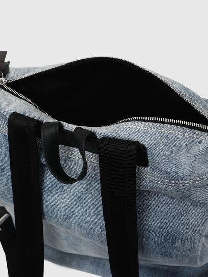 Diesel - SYLE, Grigio Jeans - Zaini - Image 6