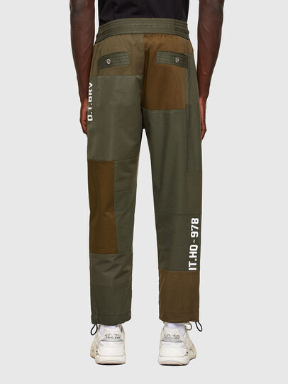 Diesel - P-HOR, Verde Militare - Pantaloni - Image 2