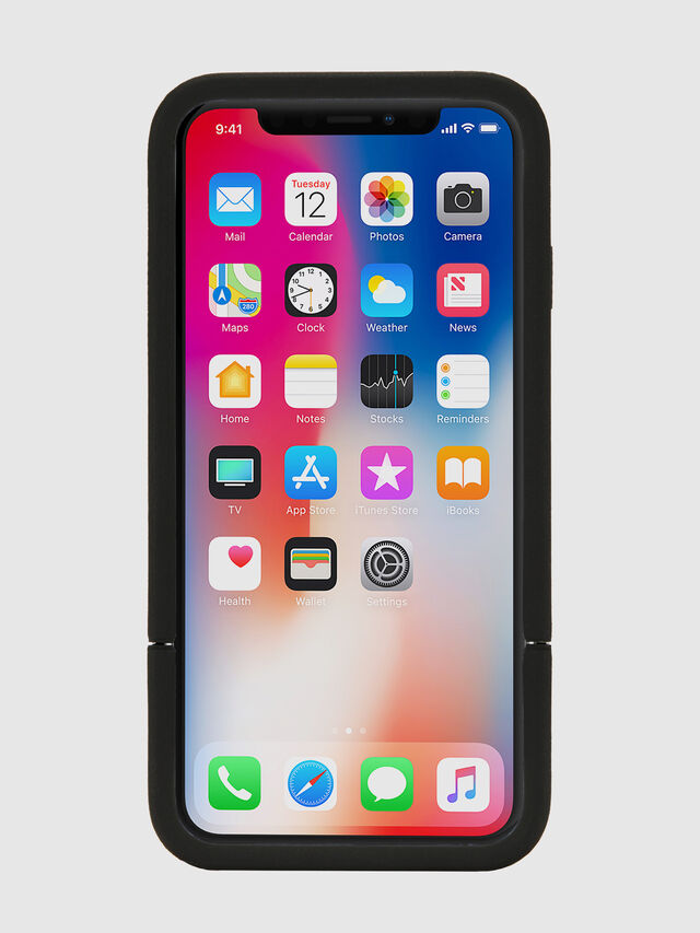 Diesel - CREDIT CARD IPHONE X CASE, Nero - Cover - Image 6