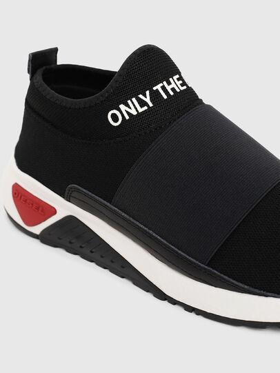 Diesel - S-KB SOE, Nero - Sneakers - Image 4