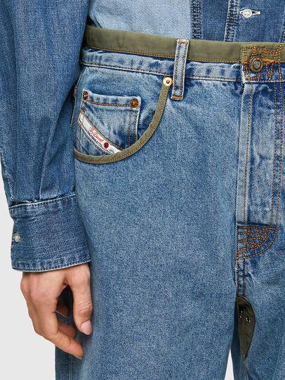 Diesel - DxD-P3 0CBBI, Blu Chiaro - Jeans - Image 4