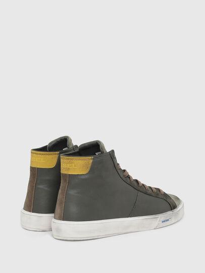 Diesel - S-MYDORI MC, Verde Militare - Sneakers - Image 3