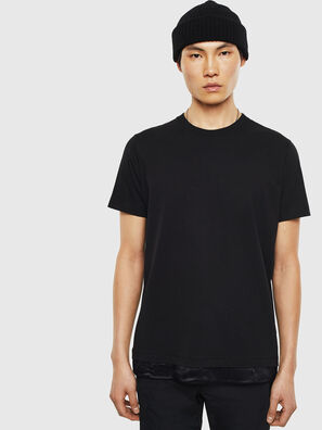 T-TEIN, Nero - T-Shirts