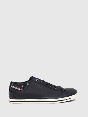 EXPOSURE LOW I, Blu Scuro - Sneakers