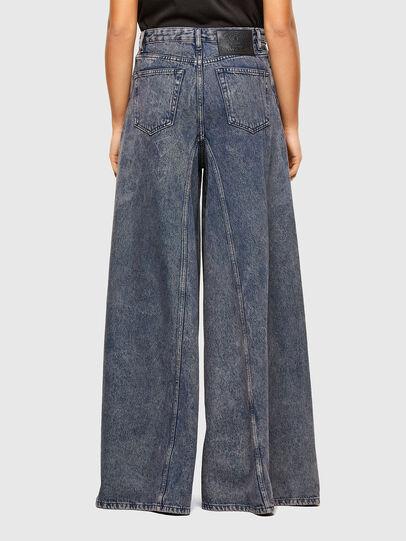 Diesel - D-Spritzz 009RP, Blu Scuro - Jeans - Image 2