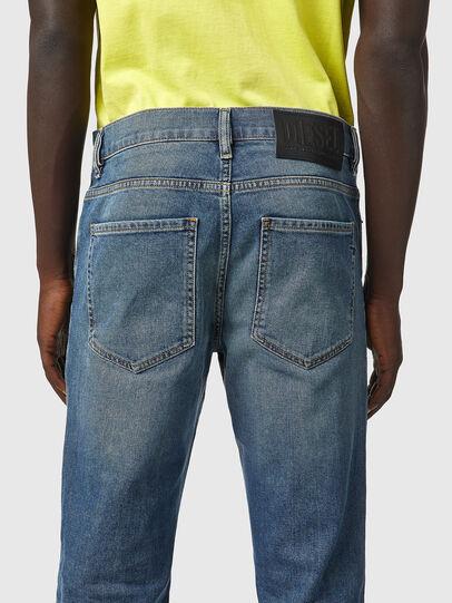 Diesel - D-Vocs 009EI, Blu medio - Jeans - Image 4