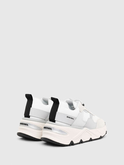 Diesel - S-HERBY LOW, Bianco - Sneakers - Image 3