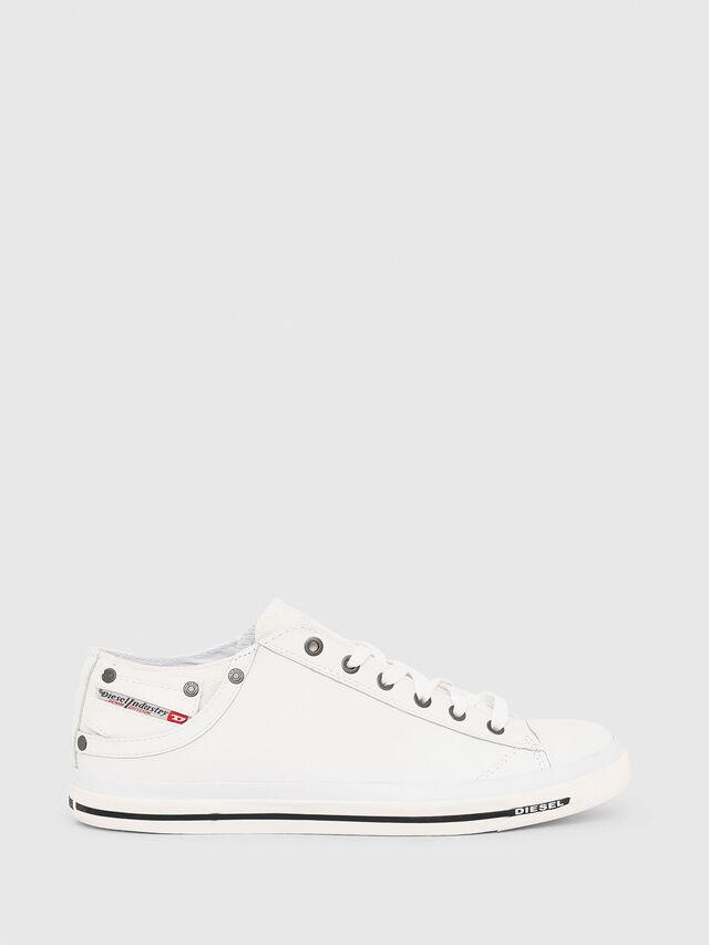 Diesel - EXPOSURE LOW I, Bianco - Sneakers - Image 1