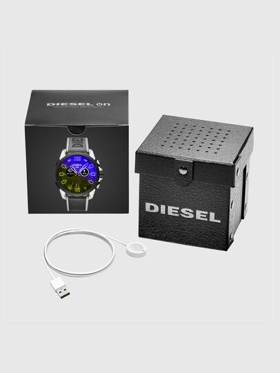 Diesel - DT2012, Grigio/Nero - Smartwatches - Image 5
