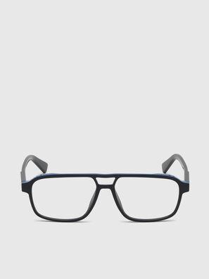 DL5309, Nero - Occhiali da vista