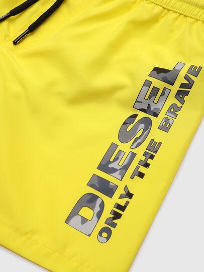 Diesel - MBXDORRY, Giallo - Beachwear - Image 3