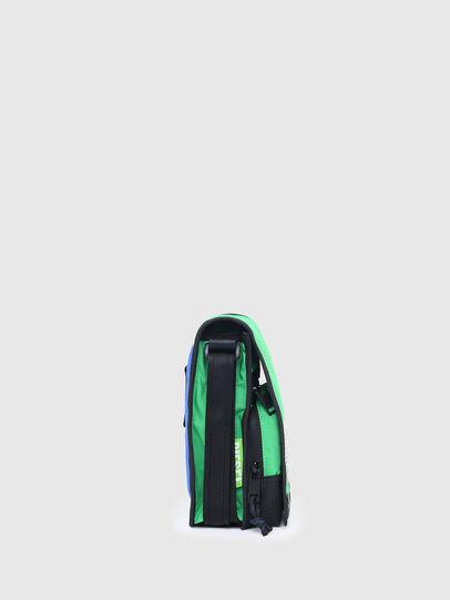 Diesel - ANKO WP, Verde/Blu - Borse a tracolla - Image 3