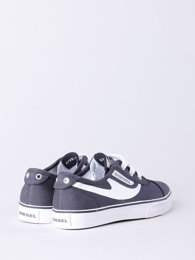 SN LOW 2 BASIC CLAW, Blu/Bianco