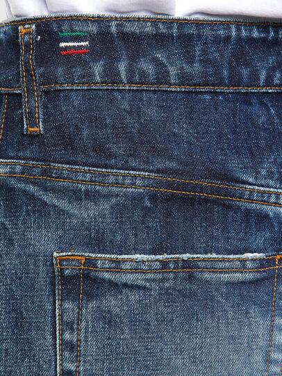 Diesel - D-Reggy 0079P, Blu Scuro - Jeans - Image 6