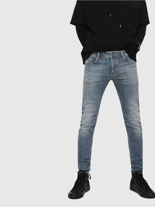 Jeans Uomo Diesel  skinny 6de7282695d4
