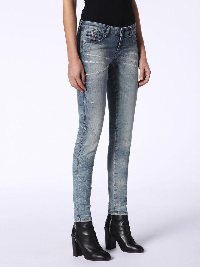 GRACEY 0689M, Blu Jeans