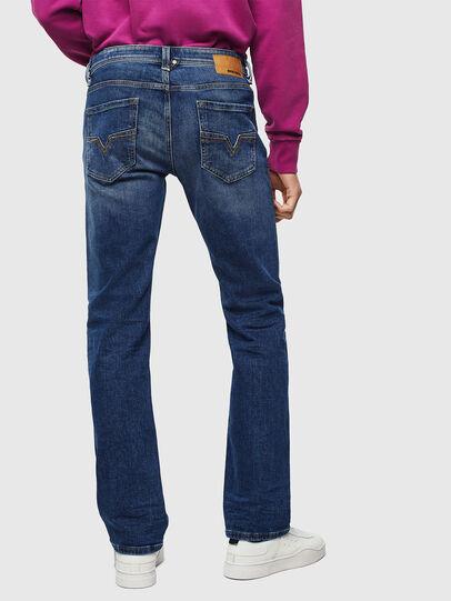 Diesel - Larkee 0096E, Blu medio - Jeans - Image 2