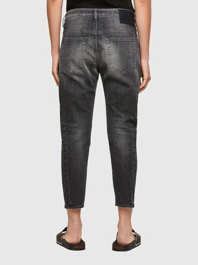 Diesel - Fayza JoggJeans® 009QT, Nero/Grigio scuro - Jeans - Image 2